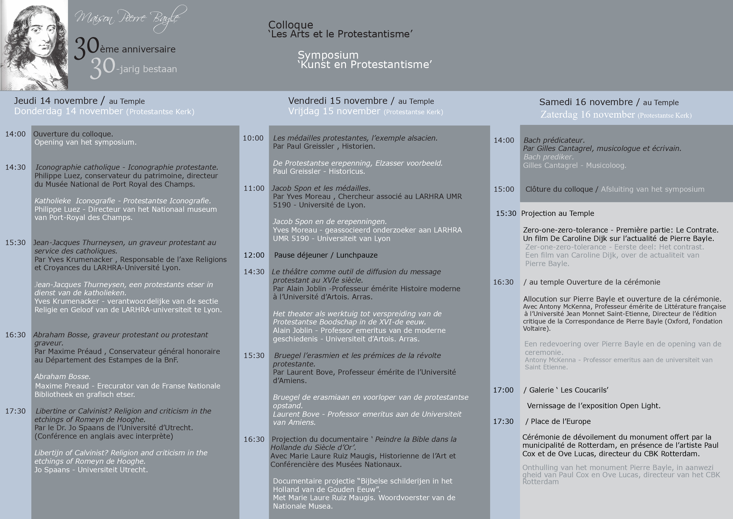 programme colloque web